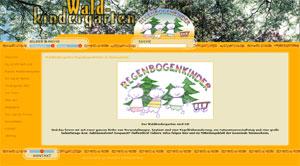 Waldkindergarten Regenbogenkinder in Simmozheim
